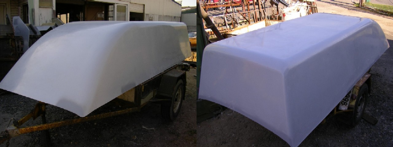 4wd Fiberglass Camper Roof Top For Toyota Hiace Van